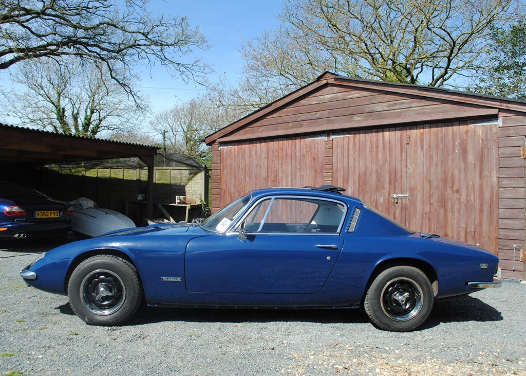 1969 Lotus Elan Series II S SOLD by Auction (picture 1 of 5)