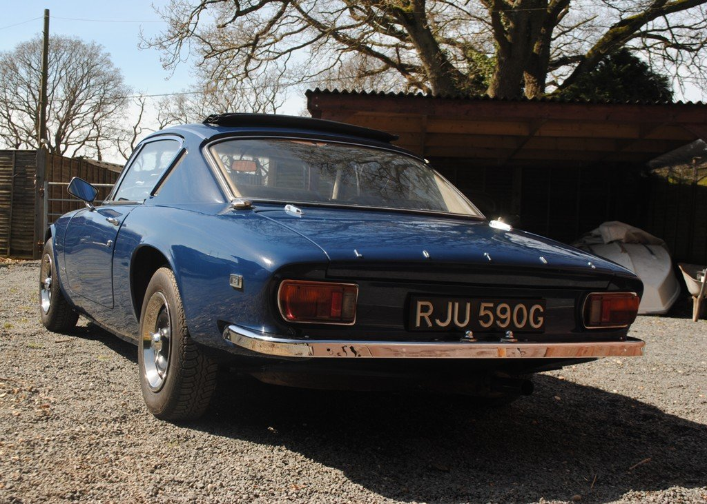 1969 Lotus Elan Series II S SOLD by Auction (picture 2 of 5)
