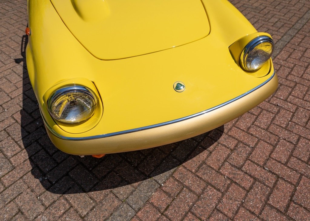 1970 Lotus Elan S4Sprint Specification SOLD by Auction (picture 4 of 6)