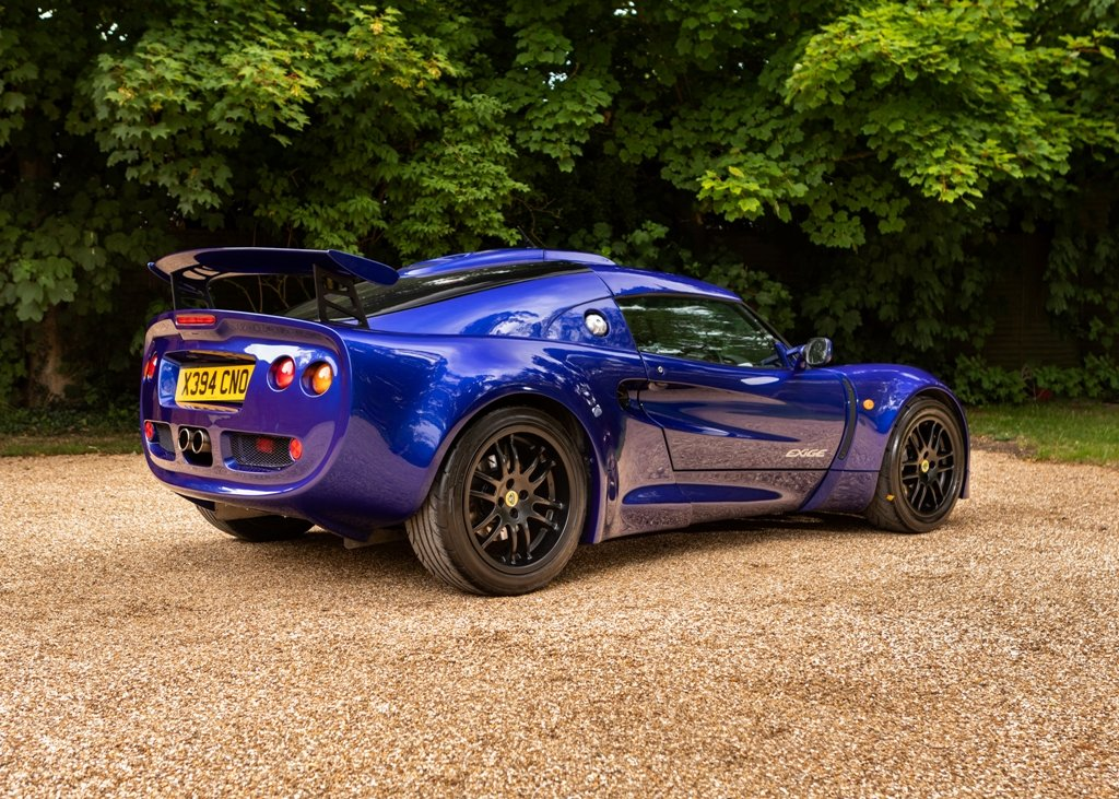 2000 Lotus Exige S1 SOLD (picture 2 of 6)