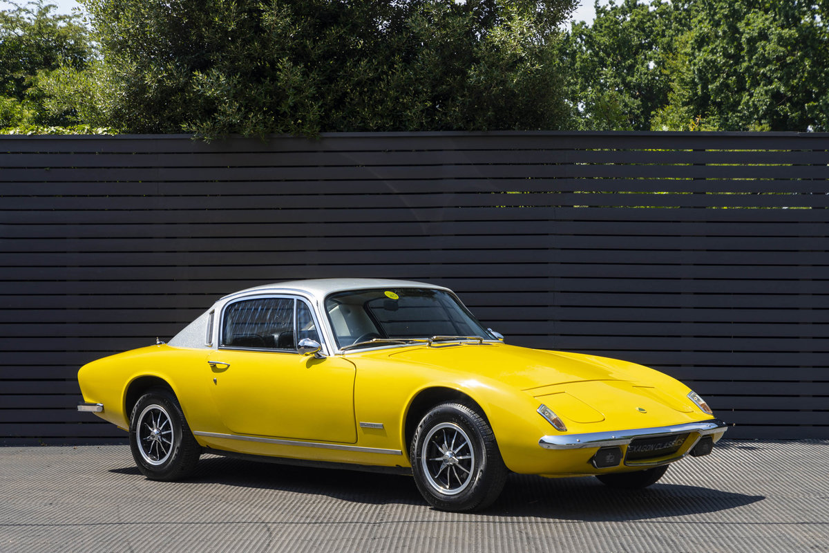 1972 Lotus Elan Plus2 S130 RESTORED For Sale (picture 1 of 6)