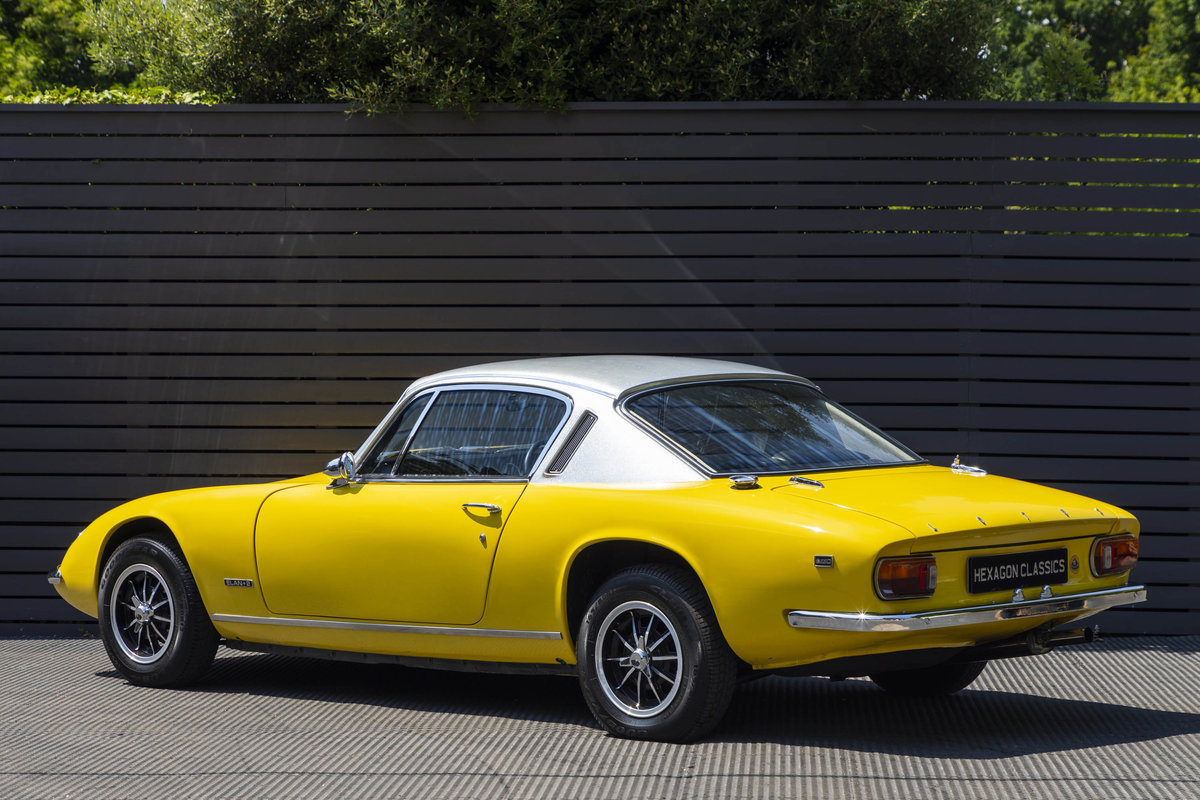 1972 Lotus Elan Plus2 S130 RESTORED For Sale (picture 2 of 6)