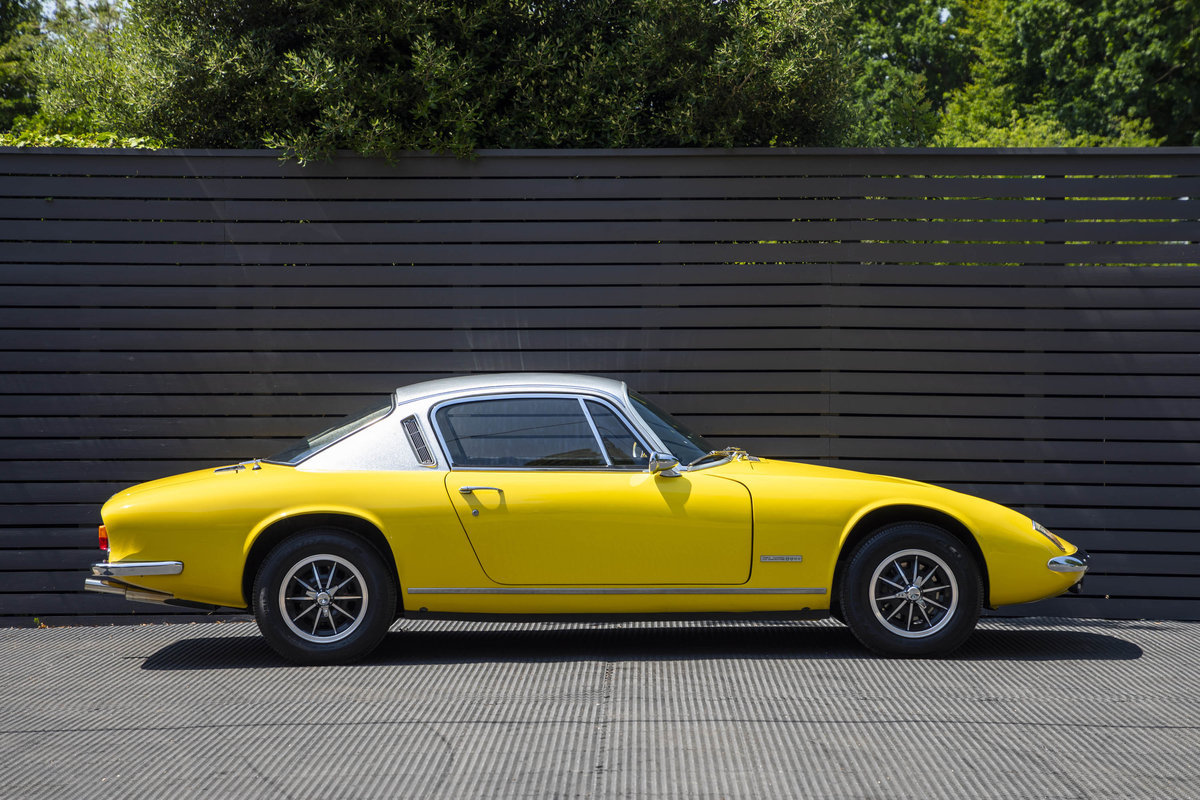 1972 Lotus Elan Plus2 S130 RESTORED For Sale (picture 3 of 6)