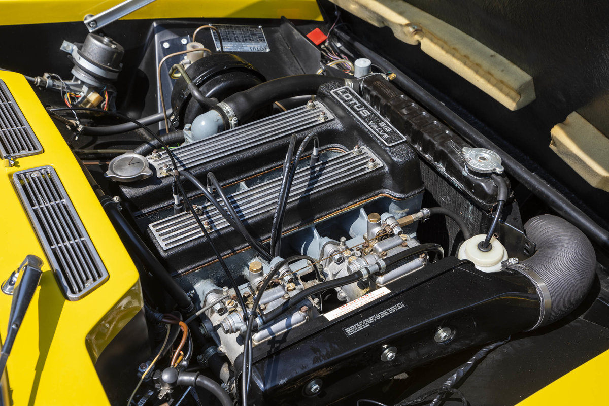 1972 Lotus Elan Plus2 S130 RESTORED For Sale (picture 6 of 6)
