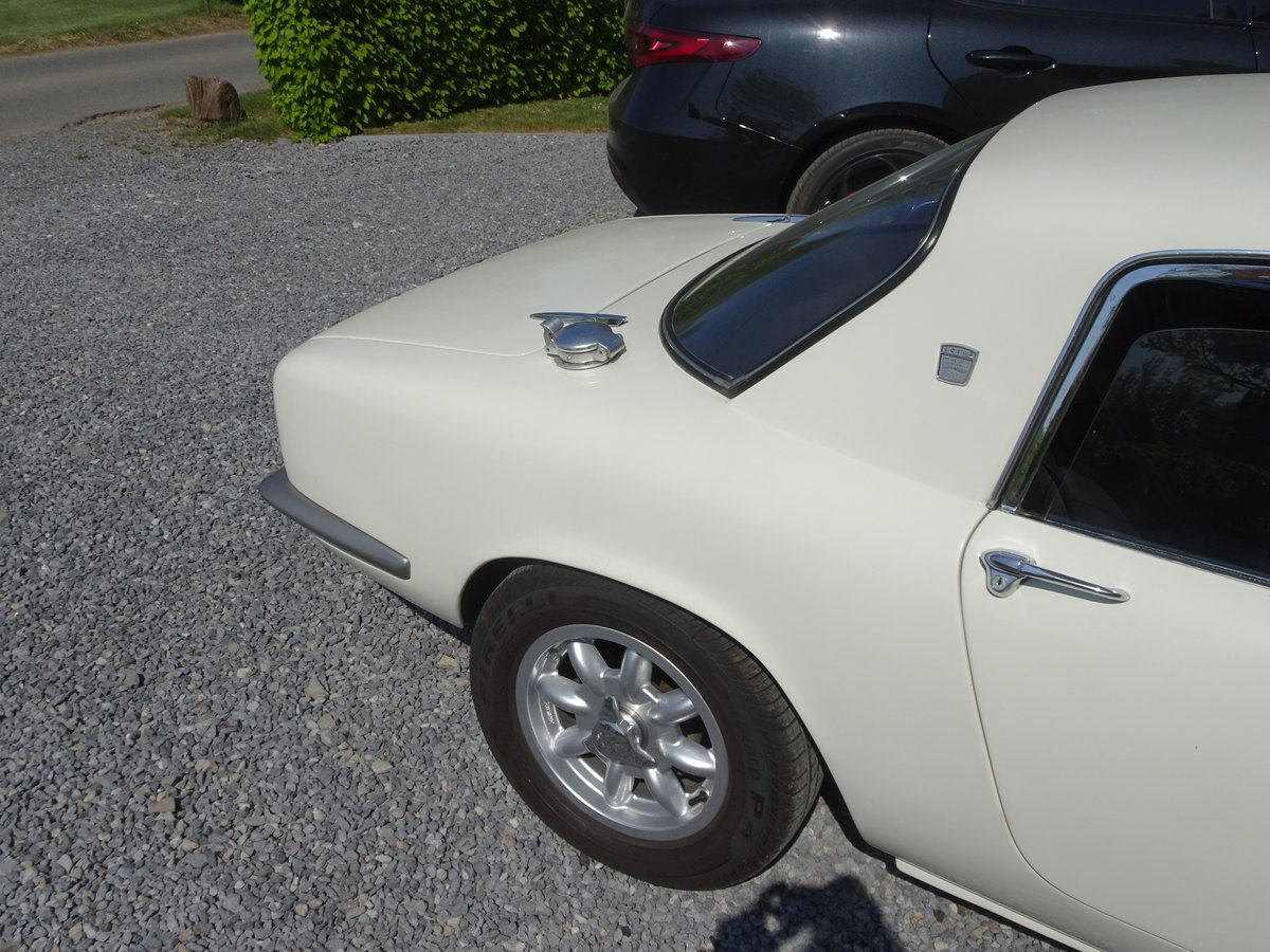 1966 Lotus Elan S3 Coupé - LHD SOLD (picture 3 of 6)