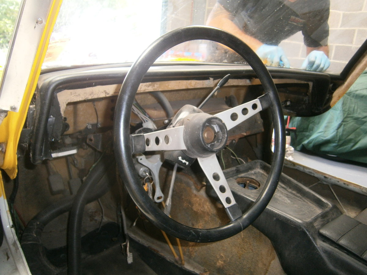 LOTUS ELAN SPRINT 1971 FHC GEN FACTORY SPRINT & LHD FOR TLC For Sale (picture 4 of 6)