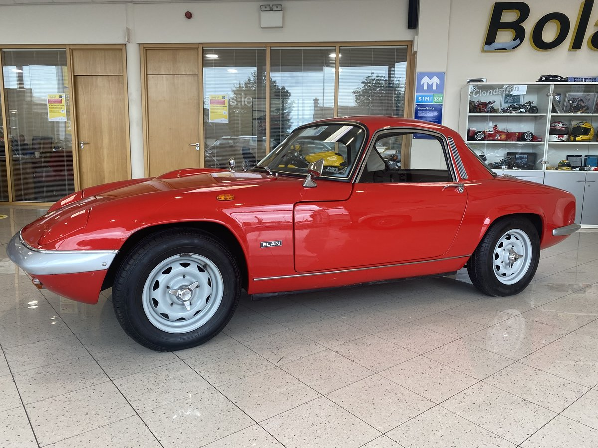 1967 Lotus Elan Coupe S3 Upgraded to a S4 134BHP SOLD (picture 2 of 6)