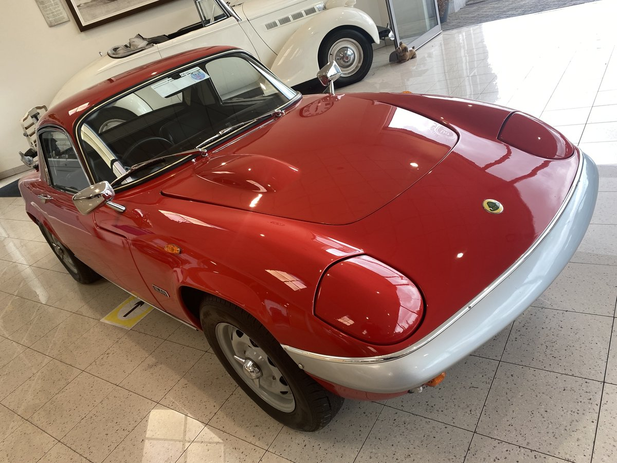 1967 Lotus Elan Coupe S3 Upgraded to a S4 134BHP SOLD (picture 3 of 6)