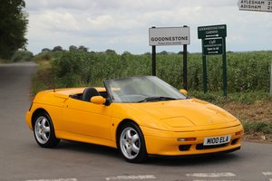 Lotus Elan S2 Turbo, 1995, No. 493 Limited Edition For Sale