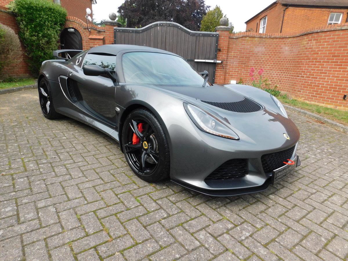 2017 Lotus Exige 350 Sport For Sale (picture 1 of 16)