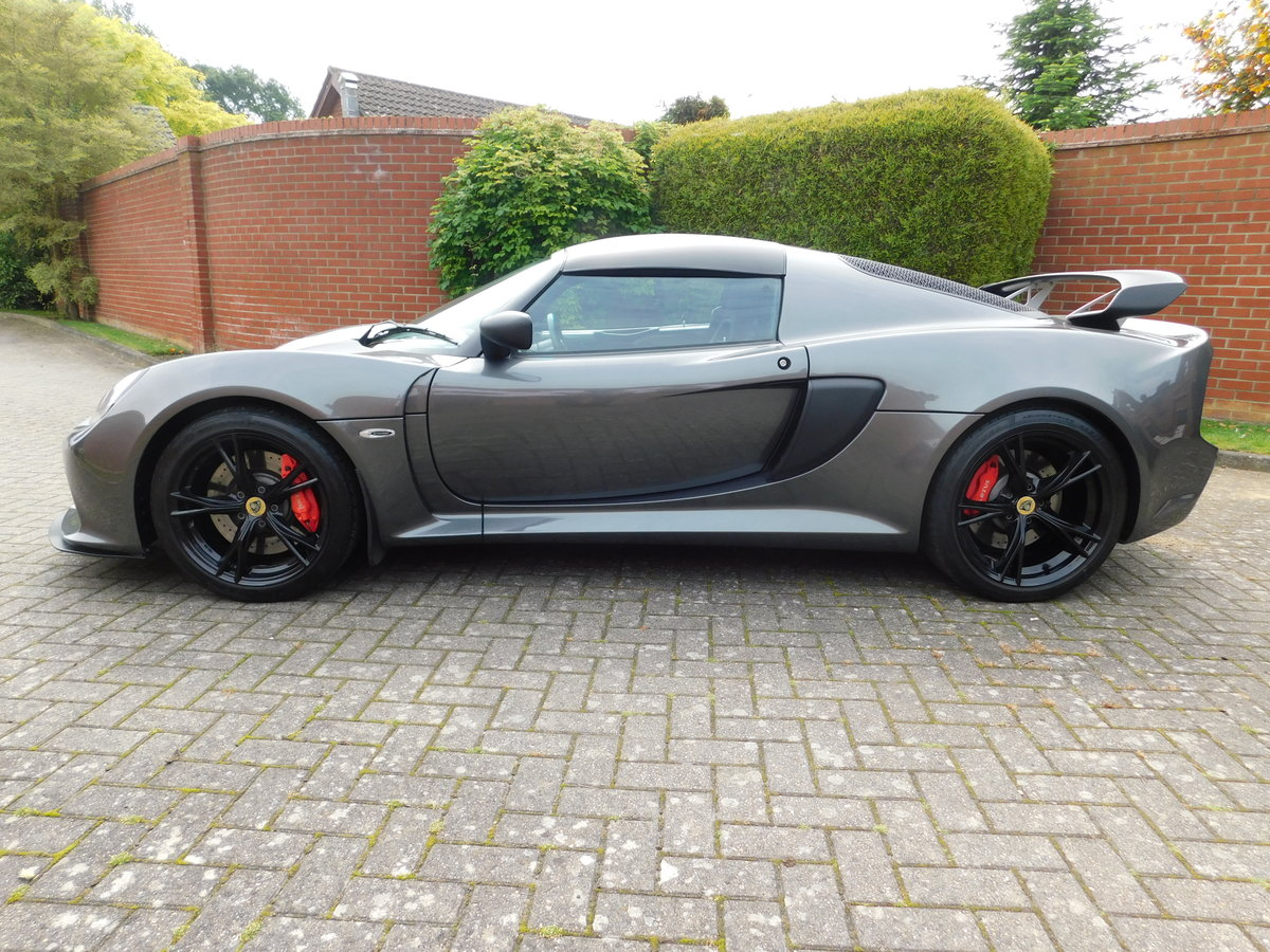 2017 Lotus Exige 350 Sport For Sale (picture 3 of 16)