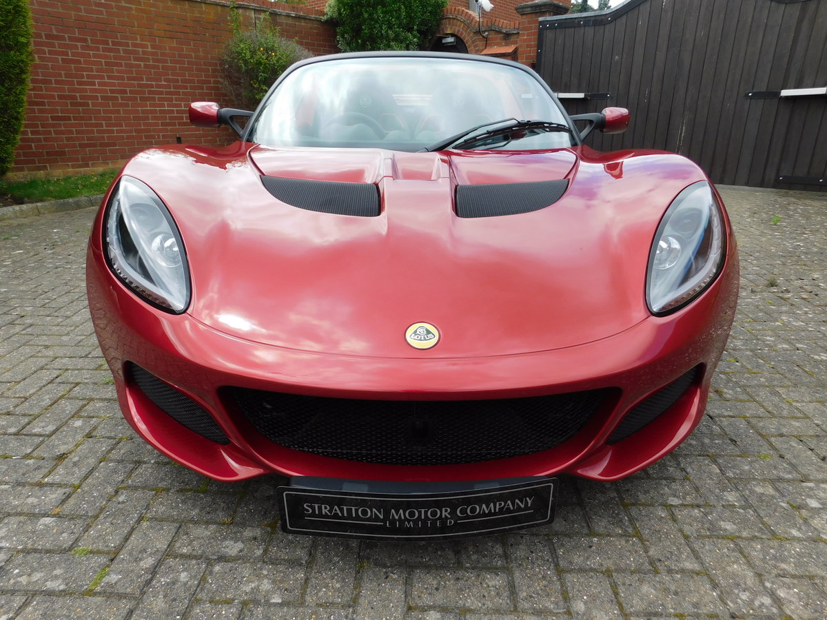 2020 Lotus Elise 220 Sport Brand New (SOLD) For Sale (picture 2 of 17)