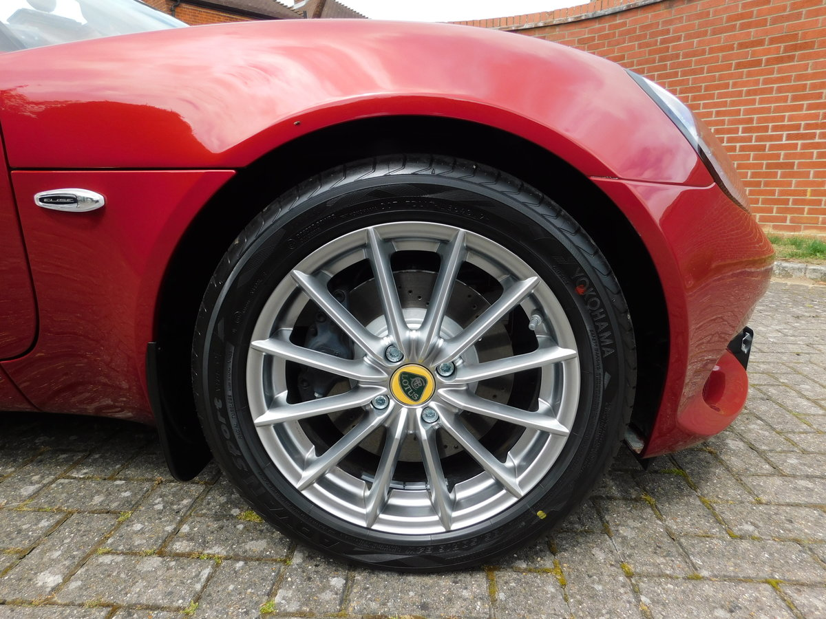 2020 Lotus Elise 220 Sport Brand New (SOLD) For Sale (picture 8 of 17)