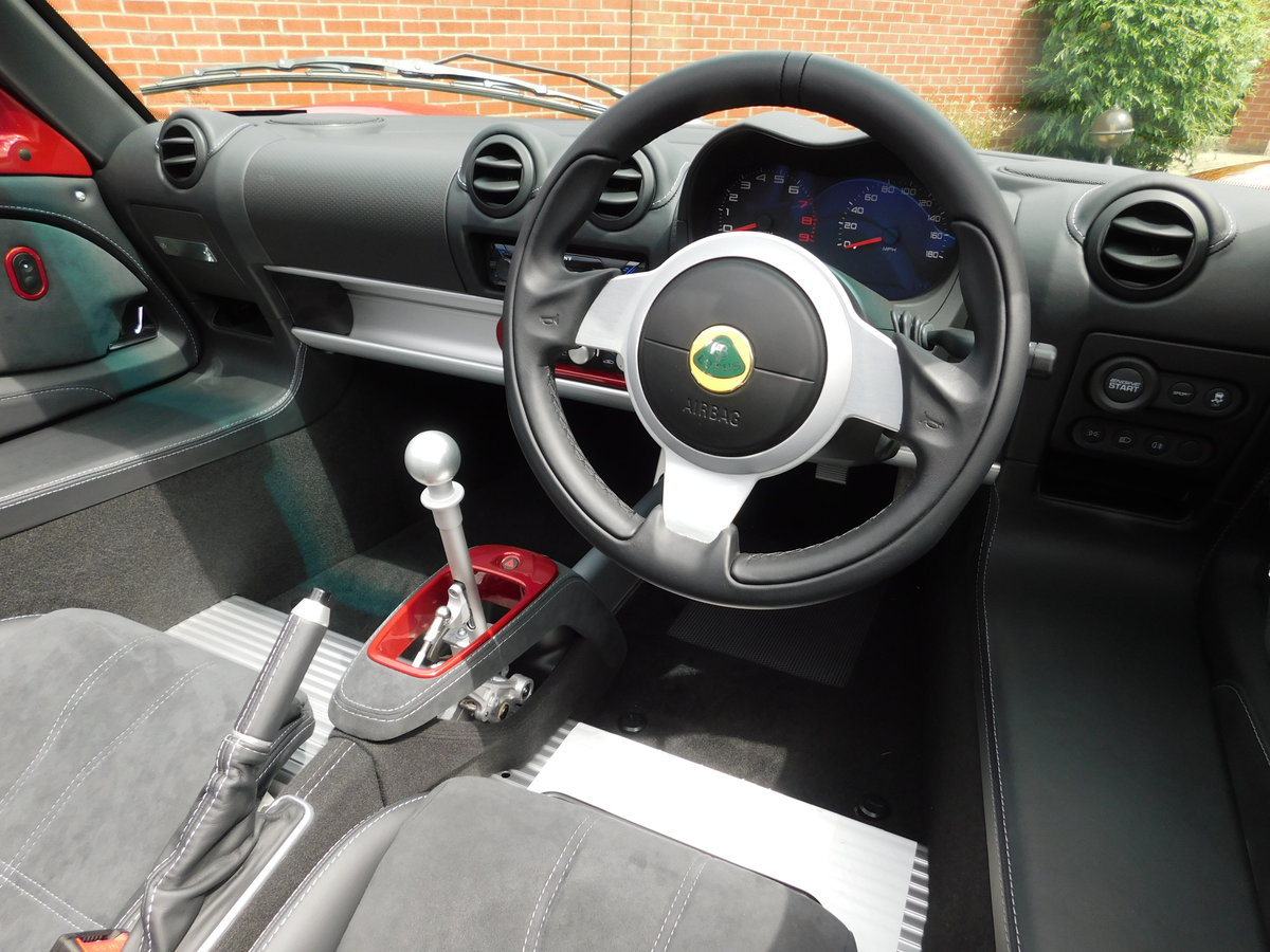 2020 Lotus Elise 220 Sport Brand New (SOLD) For Sale (picture 9 of 17)