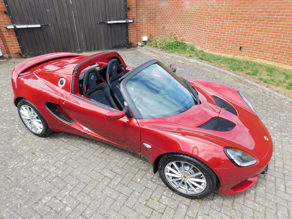 2020 Lotus Elise 220 Sport Brand New (SOLD) For Sale (picture 17 of 17)