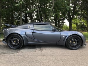 2007 LOTUS EXIGE S 240 WITH PERFORMANCE PACK For Sale