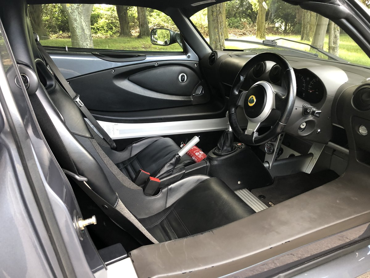 2007 LOTUS EXIGE S 240 WITH PERFORMANCE PACK For Sale (picture 5 of 6)