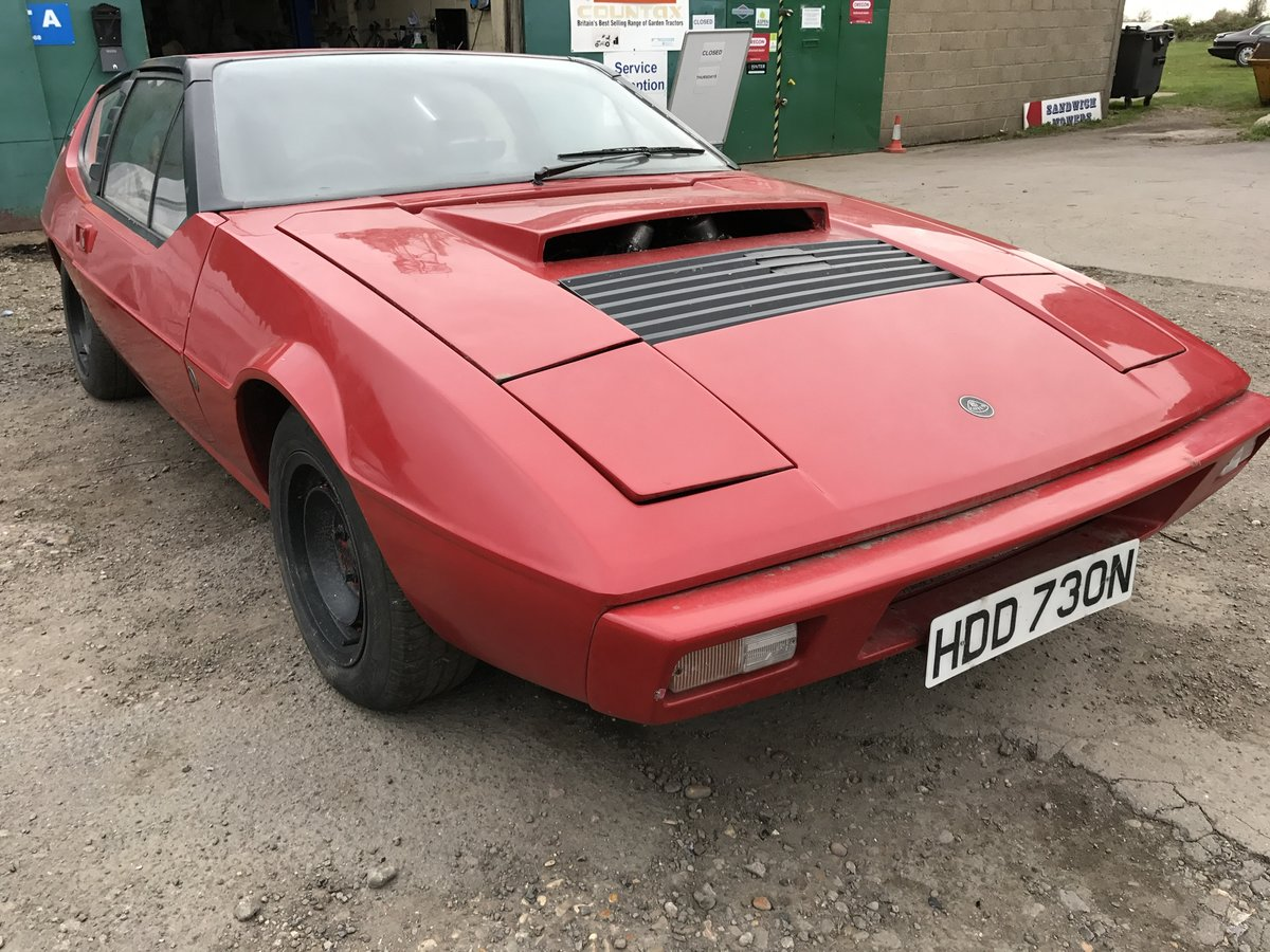 1975 Lotus elite rover v8 px welcome For Sale (picture 2 of 6)