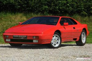 1988 Lotus Esprit Turbo manual ('Stevens X180')