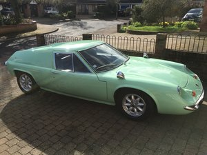 1969 LOTUS EUROPA S2 For Sale by Auction
