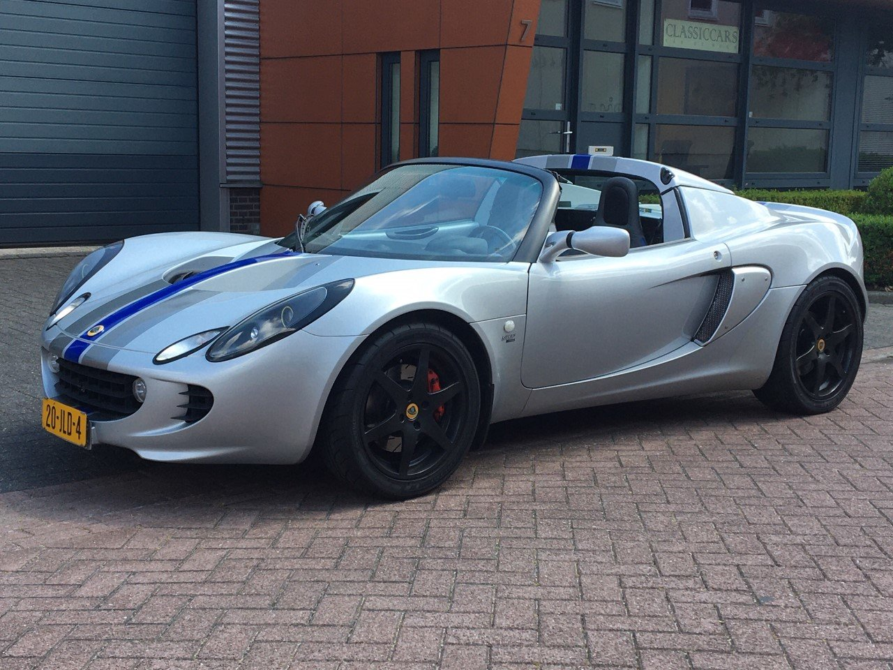 Picture of 2002 Lotus Elise S2 LHD For Sale