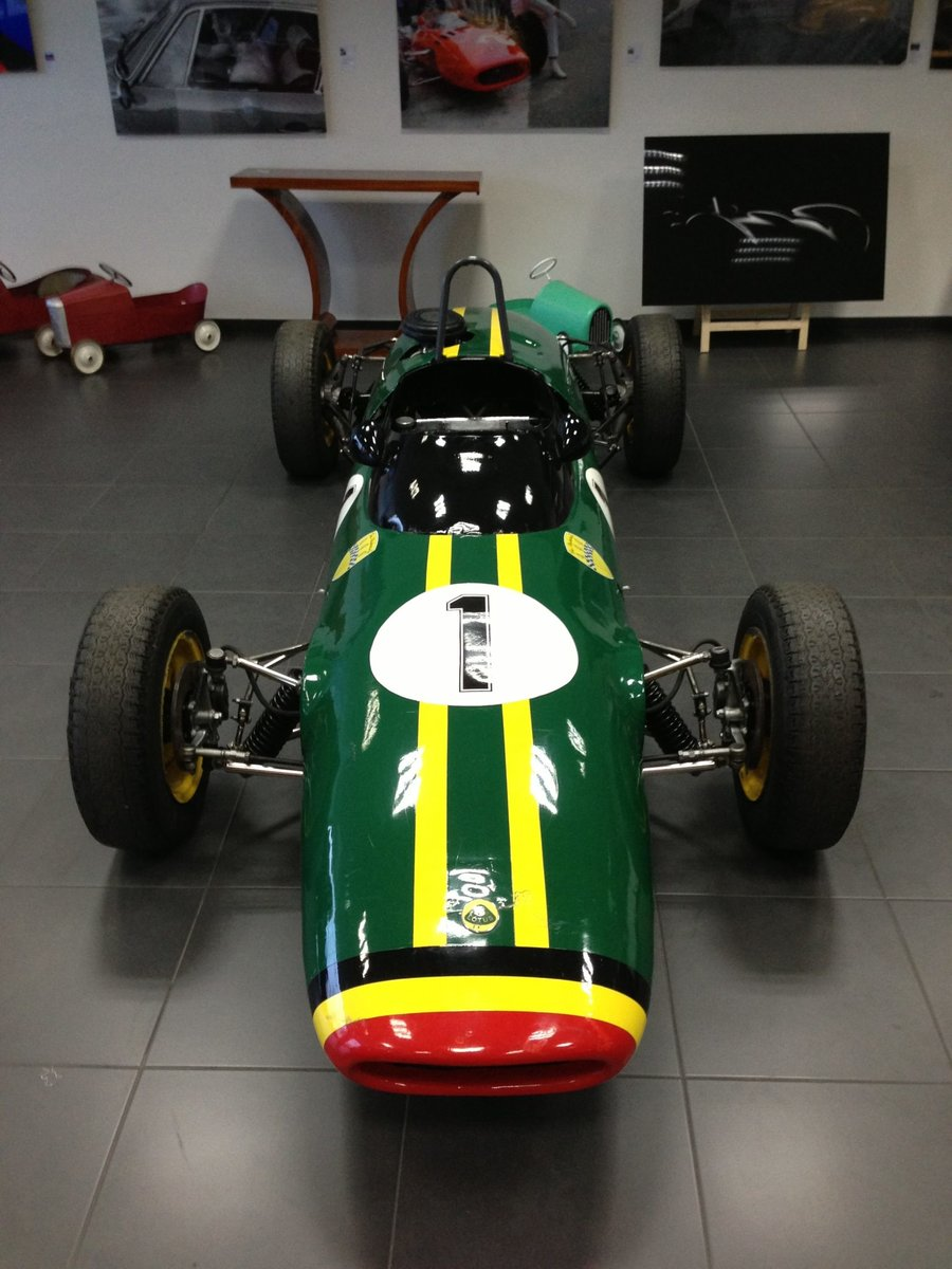 1964 Lotus FF For Sale (picture 1 of 6)