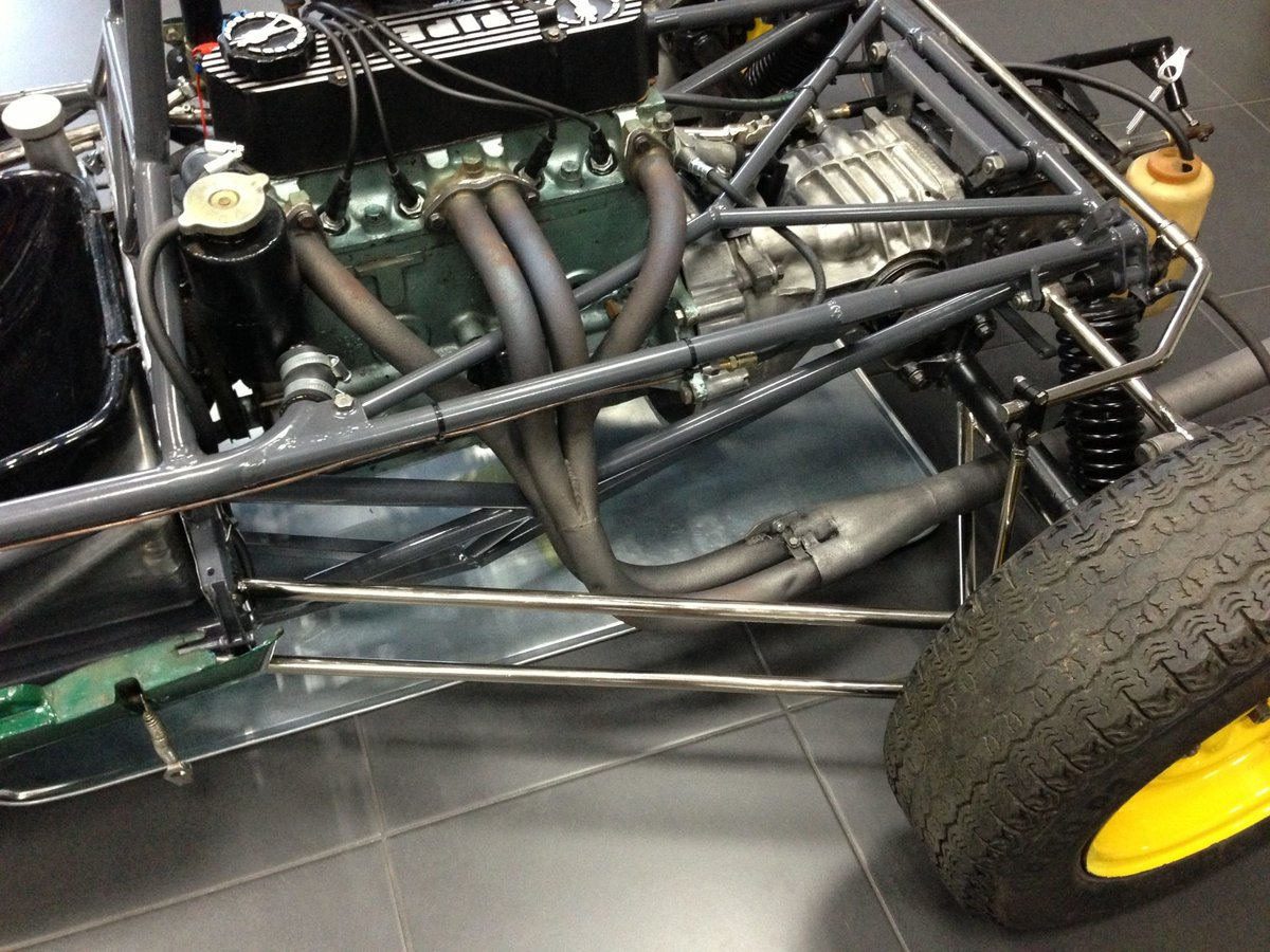1964 Lotus FF For Sale (picture 3 of 6)