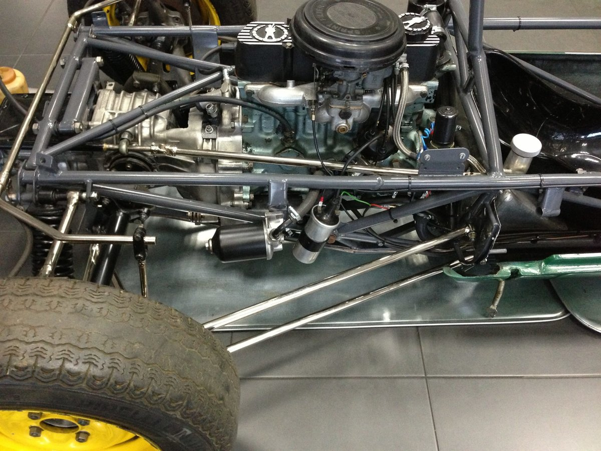 1964 Lotus FF For Sale (picture 4 of 6)