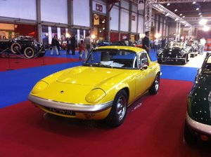 1987 Lotus Elan coupe LHD