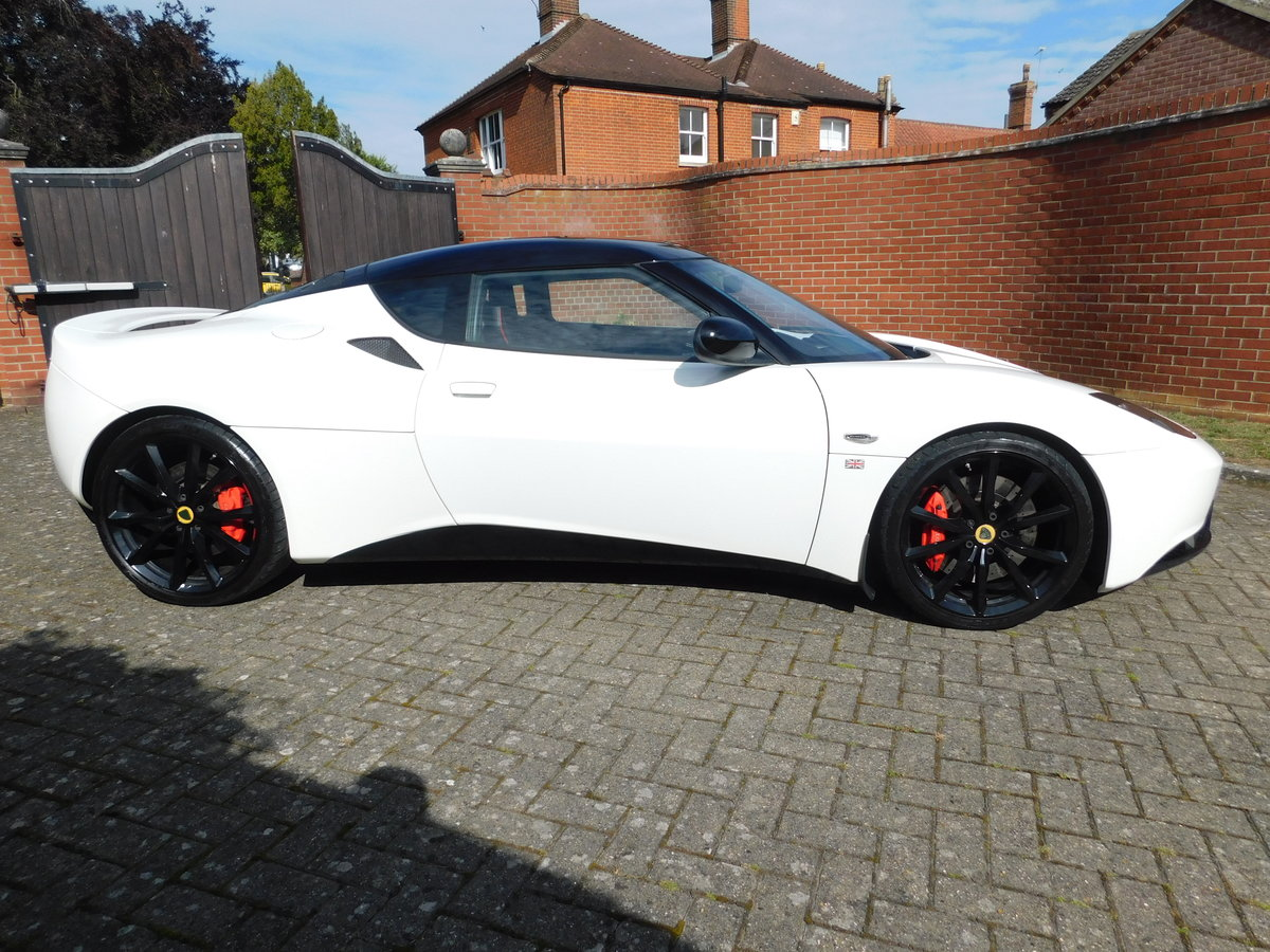 2014 Lotus Evora S Sports Racer IPS (SOLD) For Sale (picture 3 of 16)