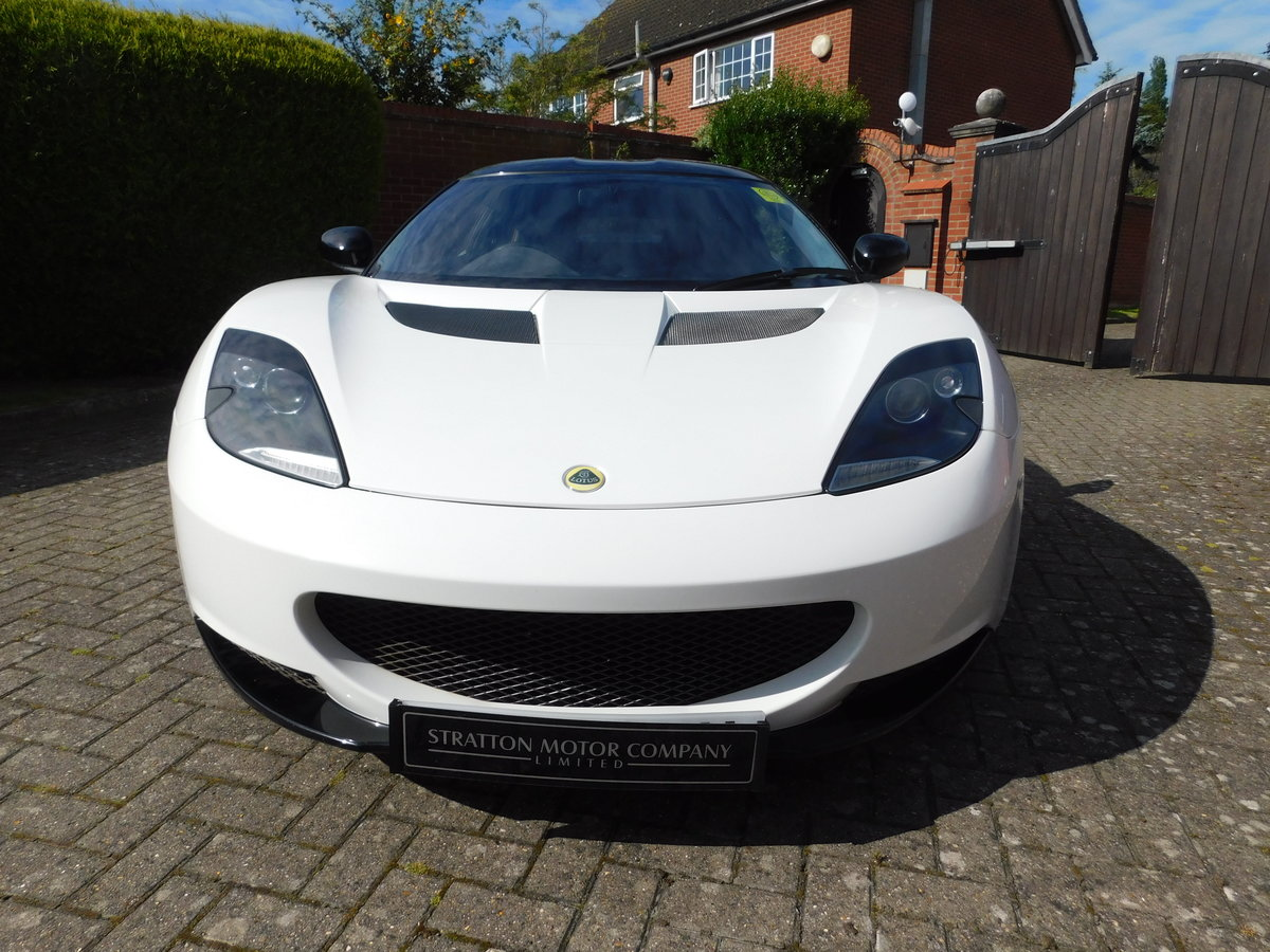 2014 Lotus Evora S Sports Racer IPS (SOLD) For Sale (picture 8 of 16)