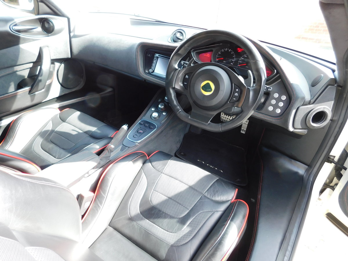 2014 Lotus Evora S Sports Racer IPS (SOLD) For Sale (picture 9 of 16)