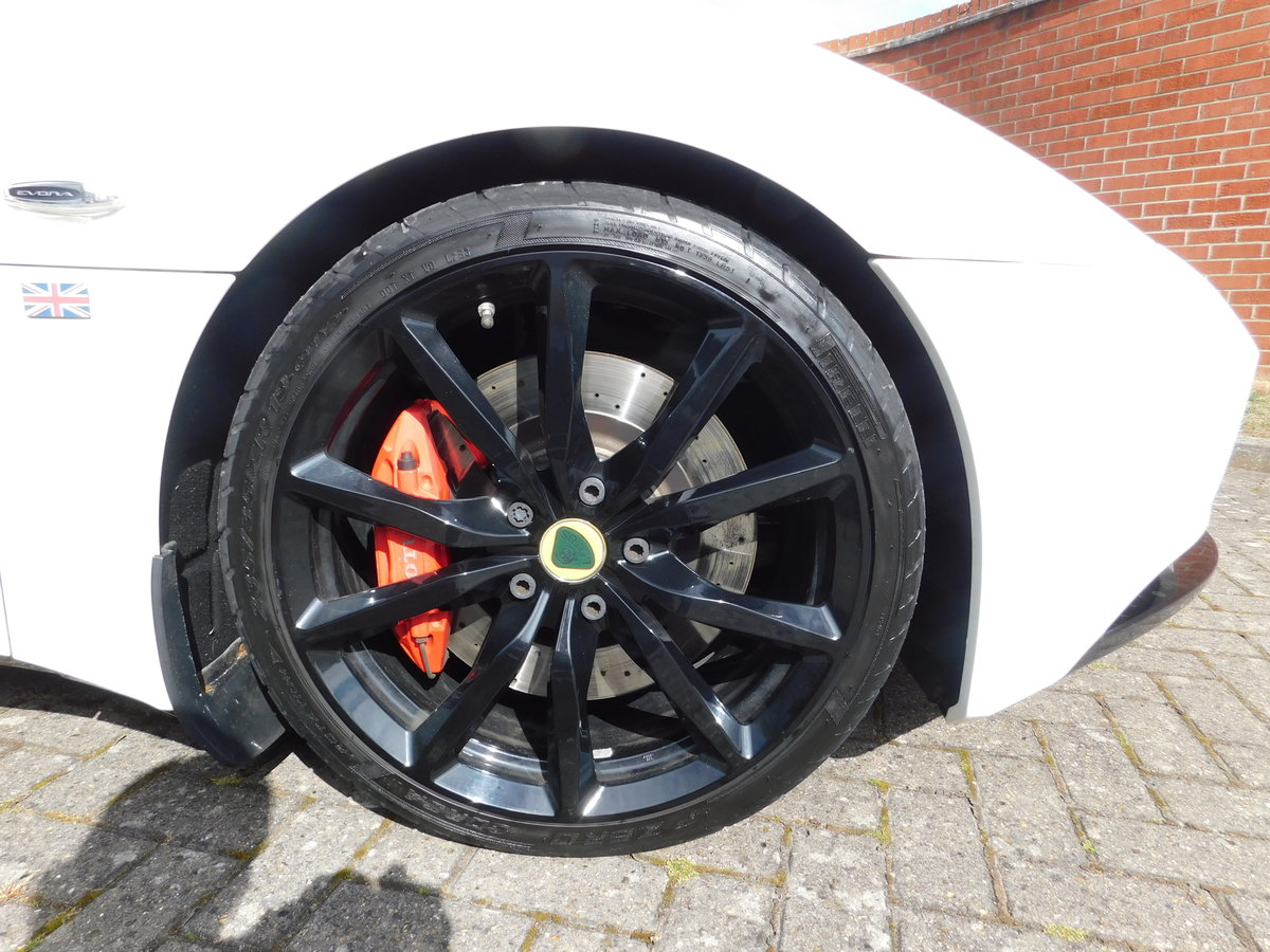 2014 Lotus Evora S Sports Racer IPS (SOLD) For Sale (picture 16 of 16)
