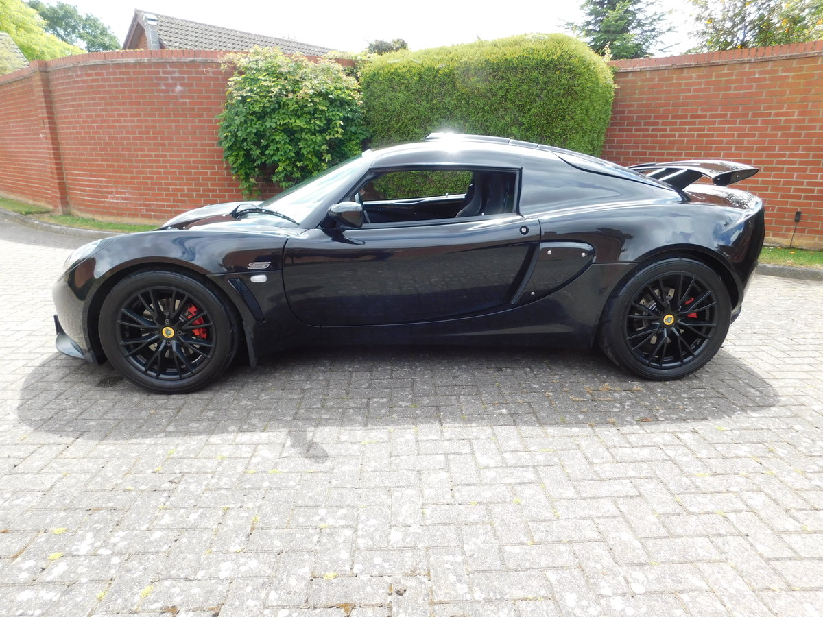 2006 Lotus Exige S2 Touring For Sale (picture 4 of 11)