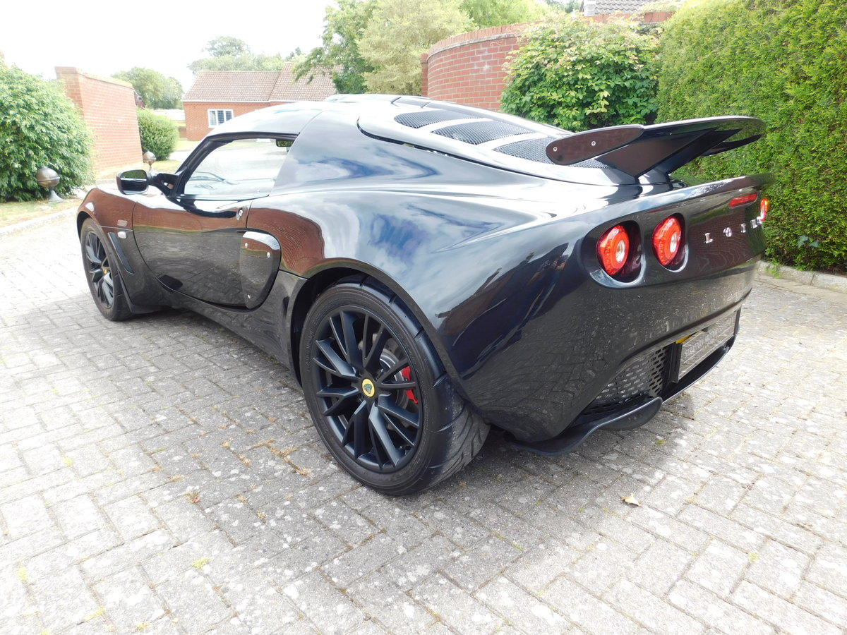2006 Lotus Exige S2 Touring For Sale (picture 5 of 11)