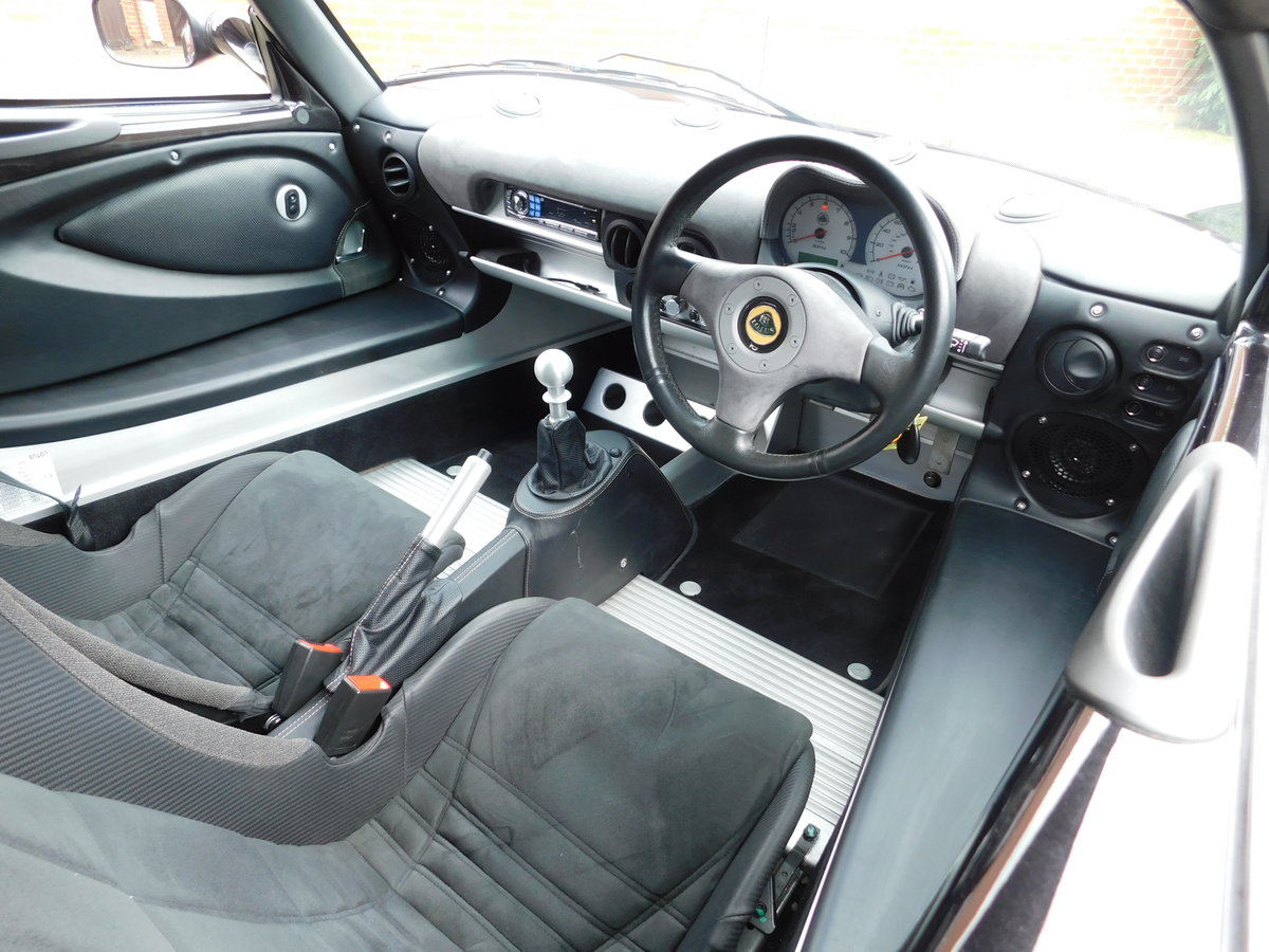 2006 Lotus Exige S2 Touring For Sale (picture 8 of 11)