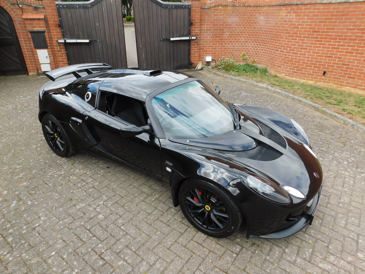 2006 Lotus Exige S2 Touring For Sale (picture 10 of 11)