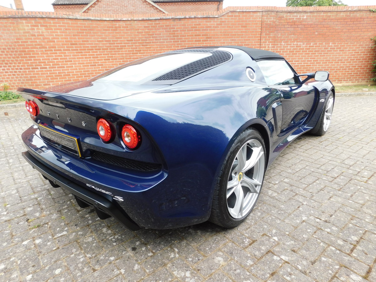 2014 Lotus Exige S Premium Roadster For Sale (picture 7 of 14)