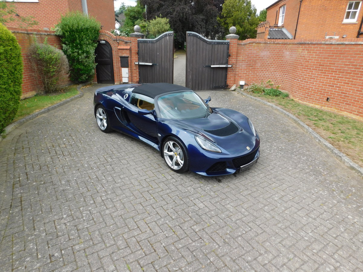 2014 Lotus Exige S Premium Roadster For Sale (picture 13 of 14)