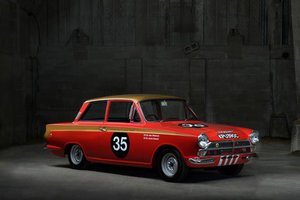 Picture of The 1965 Alan Mann Racing Lotus Cortina 'KPU390C'