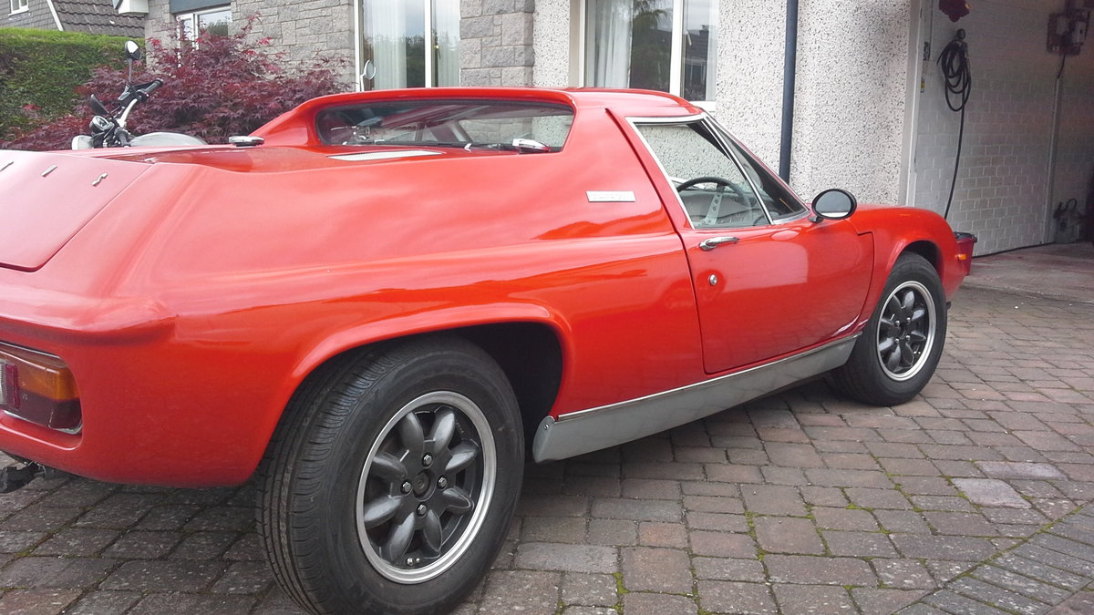 1972 Eoropa twin cam special SOLD (picture 4 of 6)