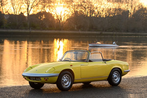 1966 Lotus Elan S3 SE For Sale