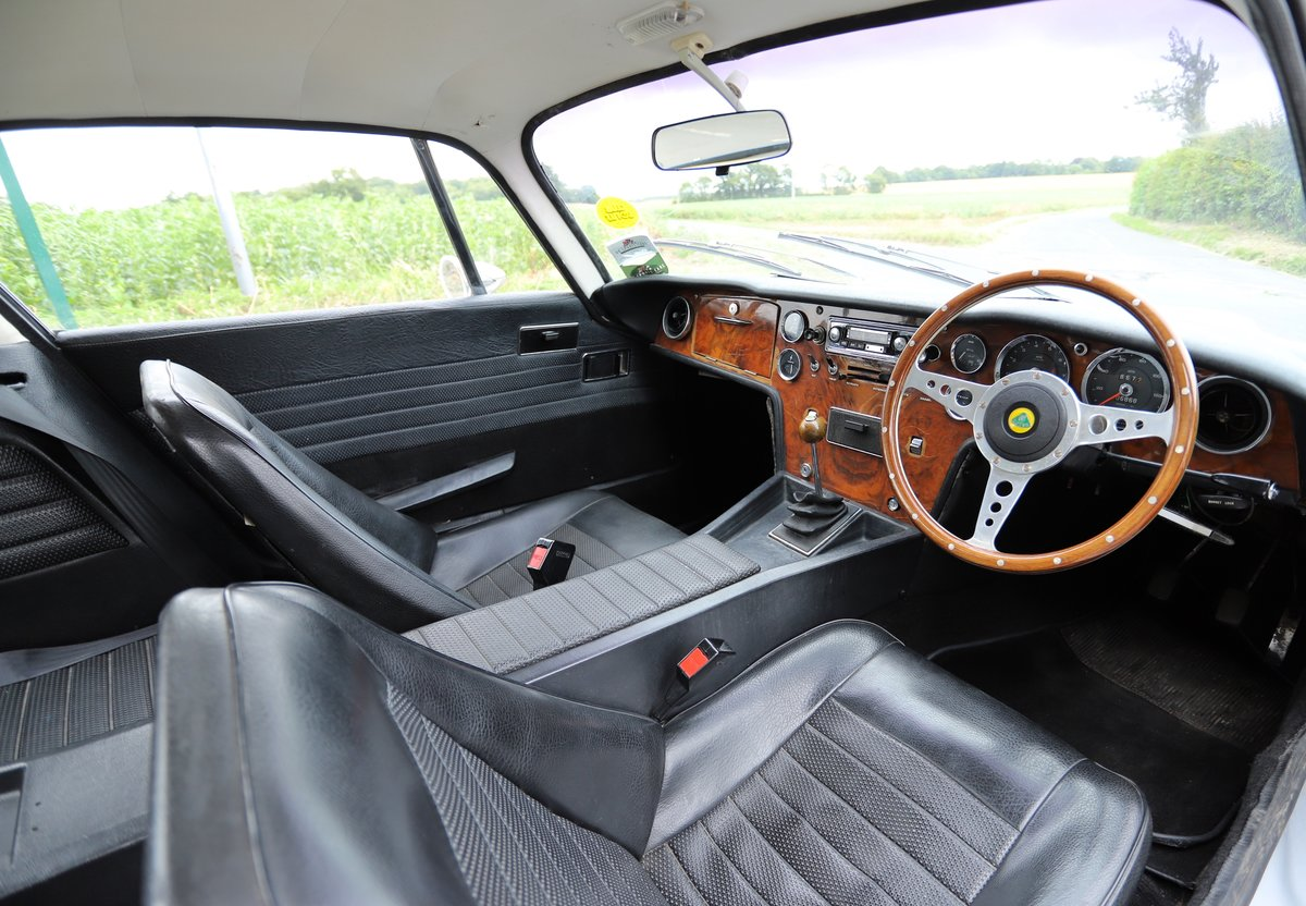 Lotus Elan+2, 1969. Superb example in Lotus Silver Frost. For Sale (picture 4 of 6)