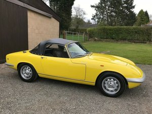 1968 LOTUS ELAN S3 SE SS D.H.C **SIMPLY STUNNING THE BEST** For Sale
