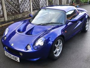 1999 Lotus Elise S1 111S