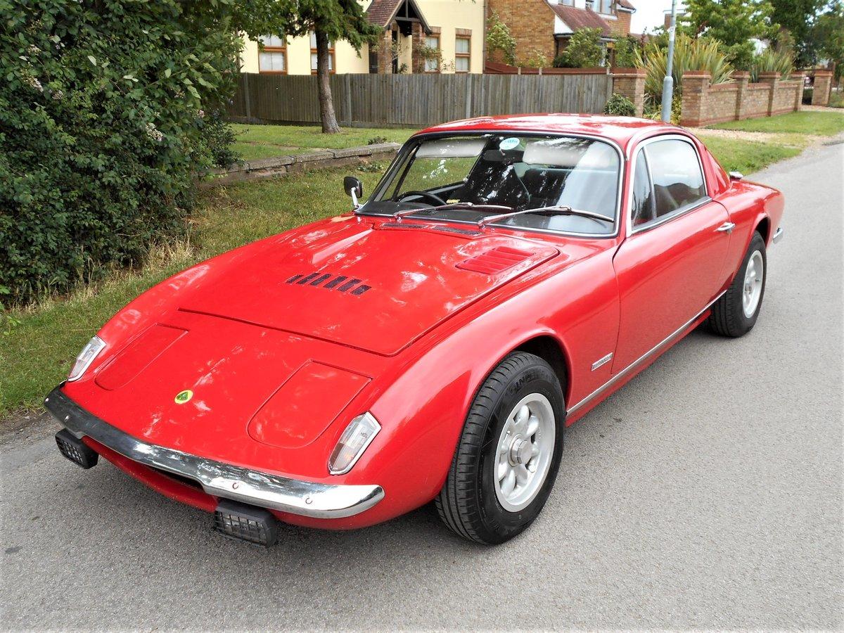 1968 Lotus Elan +2 SOLD (picture 1 of 6)