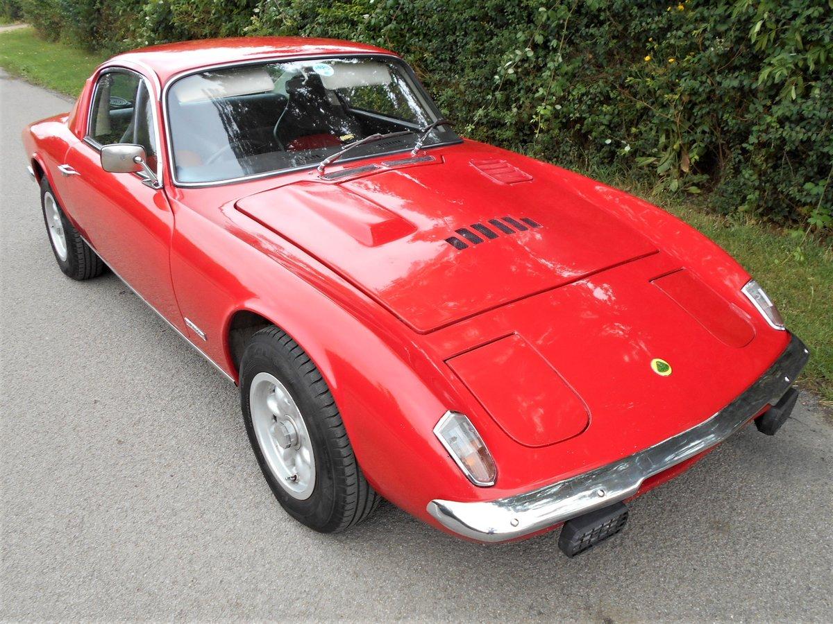 1968 Lotus Elan +2 SOLD (picture 2 of 6)