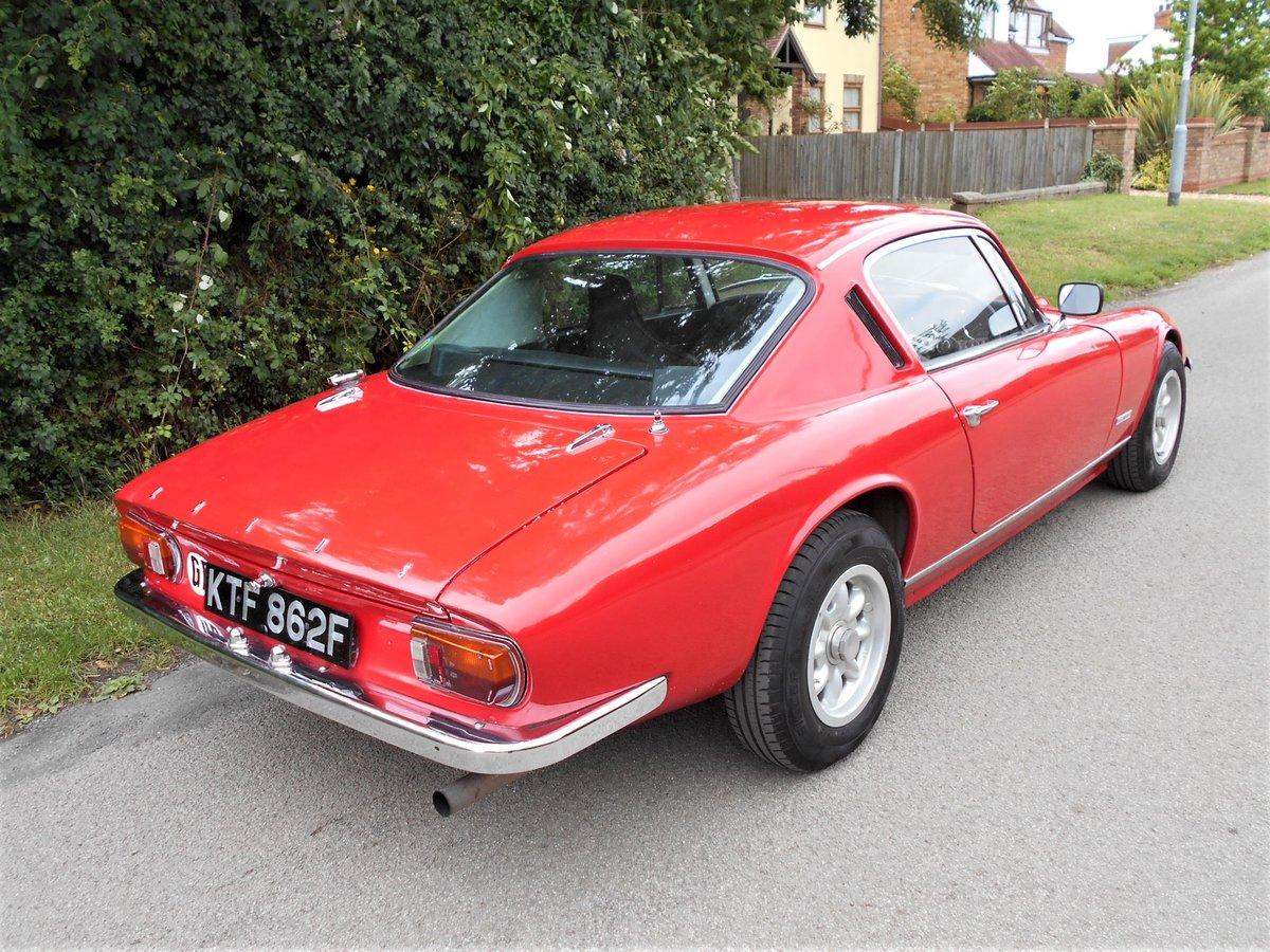 1968 Lotus Elan +2 SOLD (picture 4 of 6)