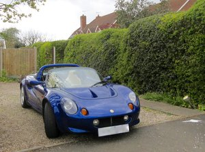 Lotus Elise Original Series1 - Chassis #1400