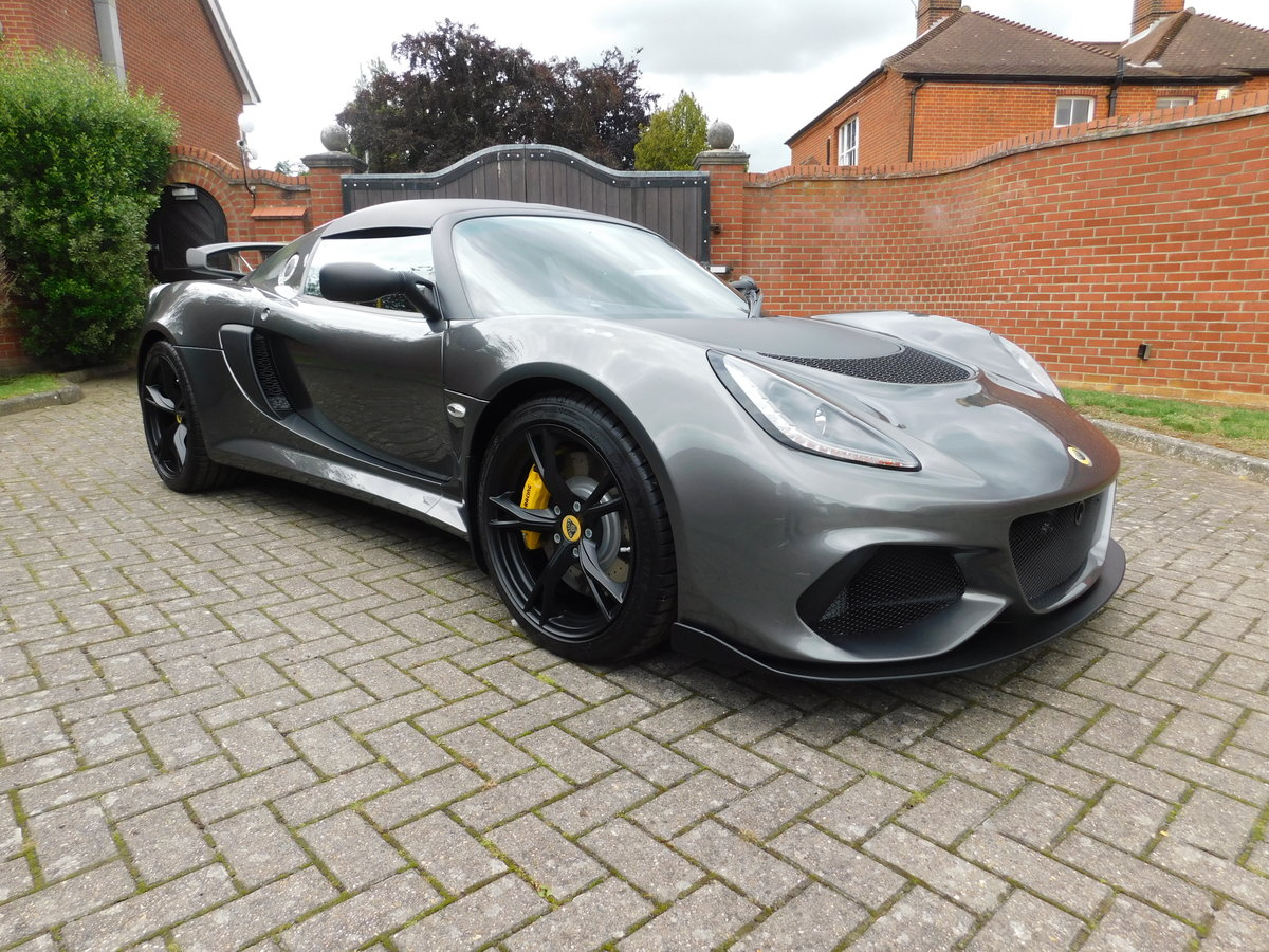 2020 Lotus Exige 350 Sport For Sale (picture 1 of 15)
